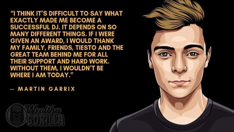 Martin Garrix Quotes 1