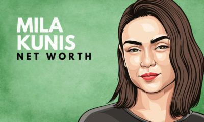 Mila Kunis' Net Worth