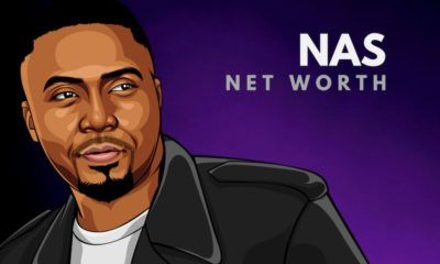 Nas' Net Worth
