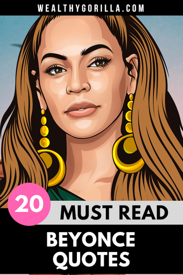 20 Beyonce Quotes 1