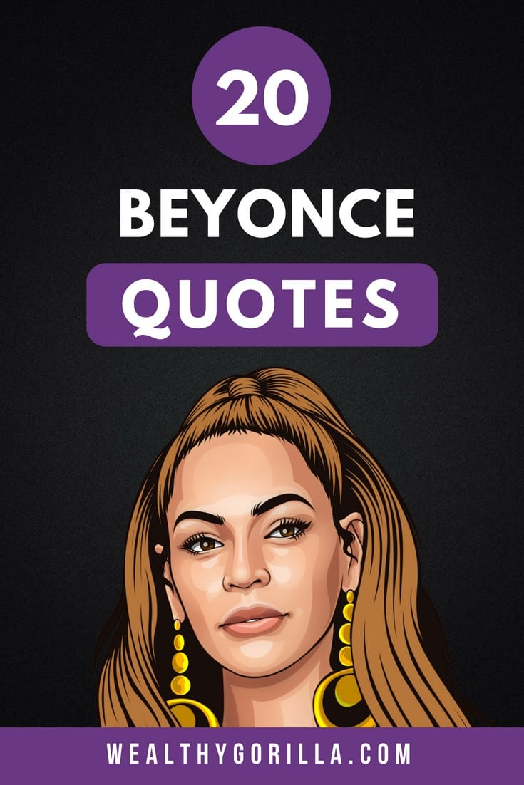 20 Beyonce Quotes 2