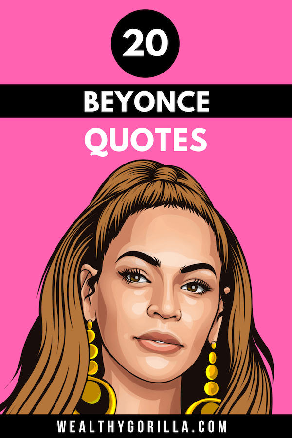 20 Beyonce Quotes 4