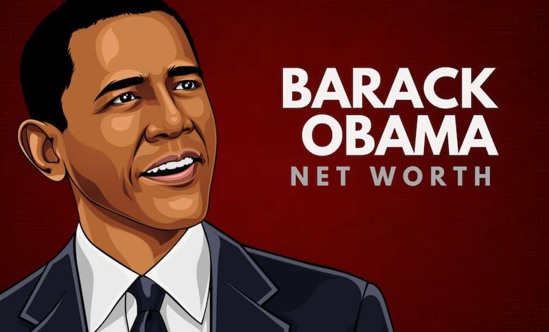 Barack Obama's Net Worth