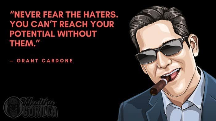 Best Grant Cardone Quotes 1