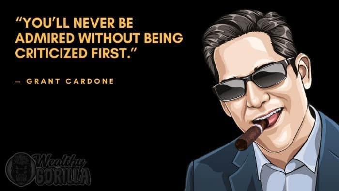 Best Grant Cardone Quotes 2