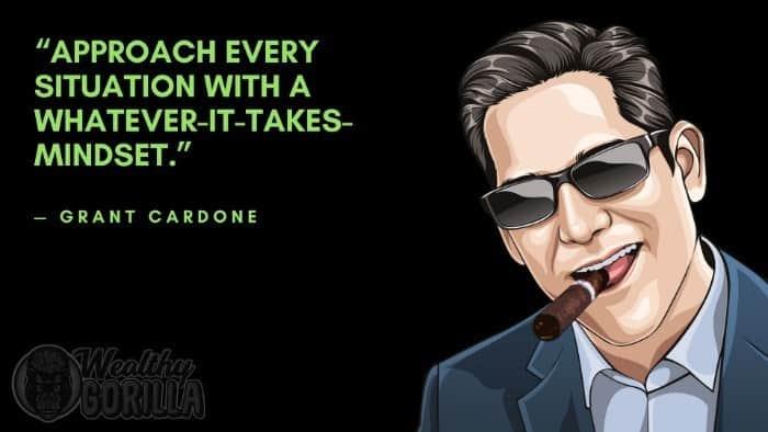 Best Grant Cardone Quotes 3