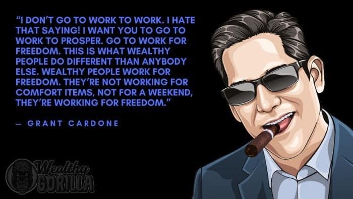 Best Grant Cardone Quotes 7