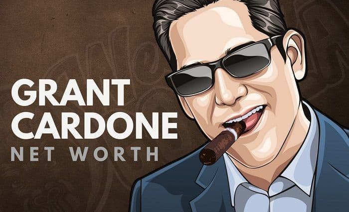 Grant Cardone's Net Worth