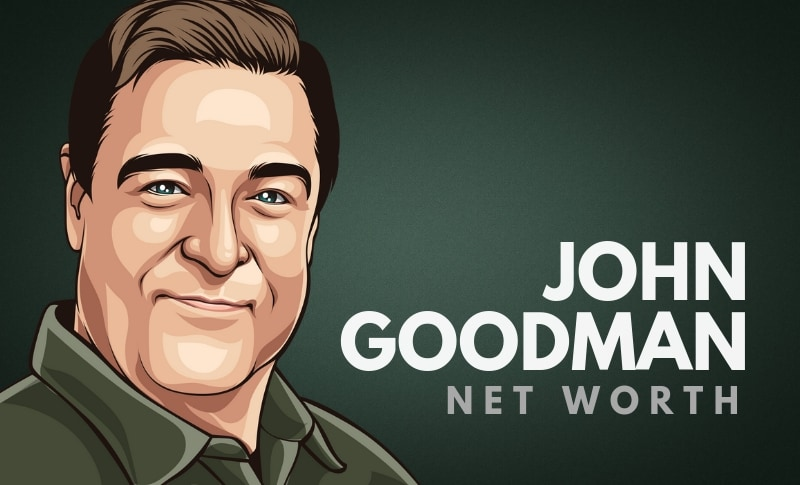 John Goodman Net Worth