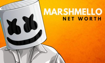 Marshmello's Net Worth