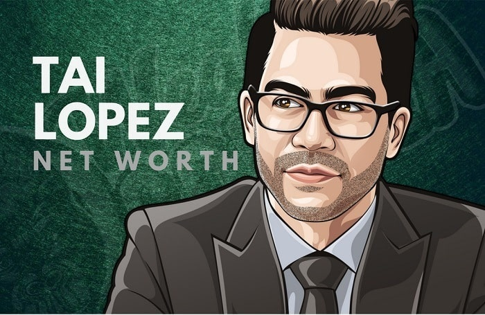 Tai Lopez' Net Worth