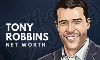 Tony Robbins' Net Worth