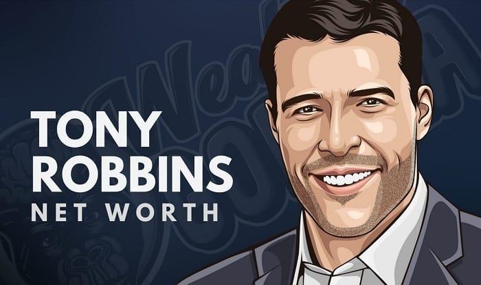 Tony Robbins' Net Worth