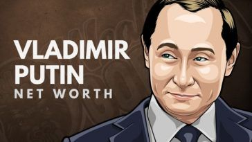 Vladimir Putin's Net Worth