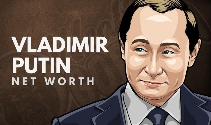 Vladimir Putin S Net Worth In 2020 Wealthy Gorilla