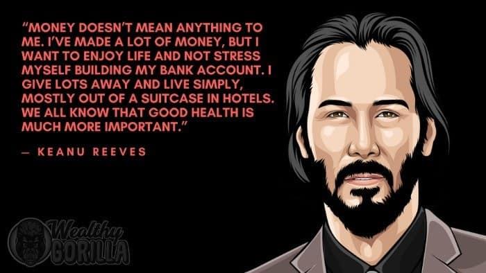 Best Keanu Reeves Quotes 1