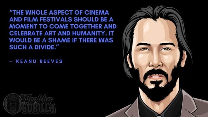 Best Keanu Reeves Quotes 7