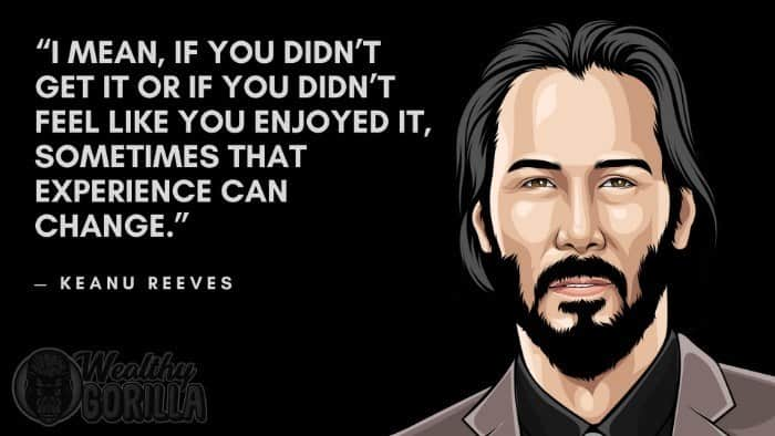 Best Keanu Reeves Quotes 8