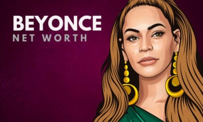 Beyonce's Net Worth