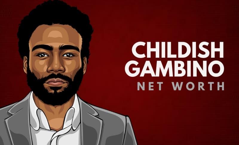 Childish Gambino's Net Worth