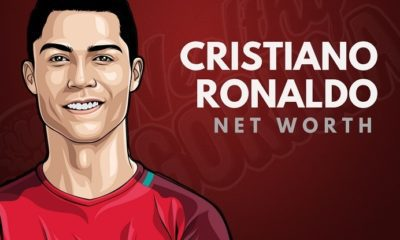 Cristiano Ronaldo's Net Worth