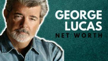 George Lucas' Net Worth