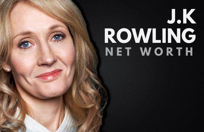 J.K Rowling's Net Worth