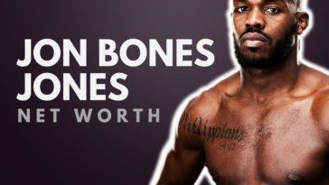 Jon Bones Jones' Net Worth