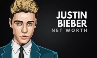 Justin Bieber's Net Worth