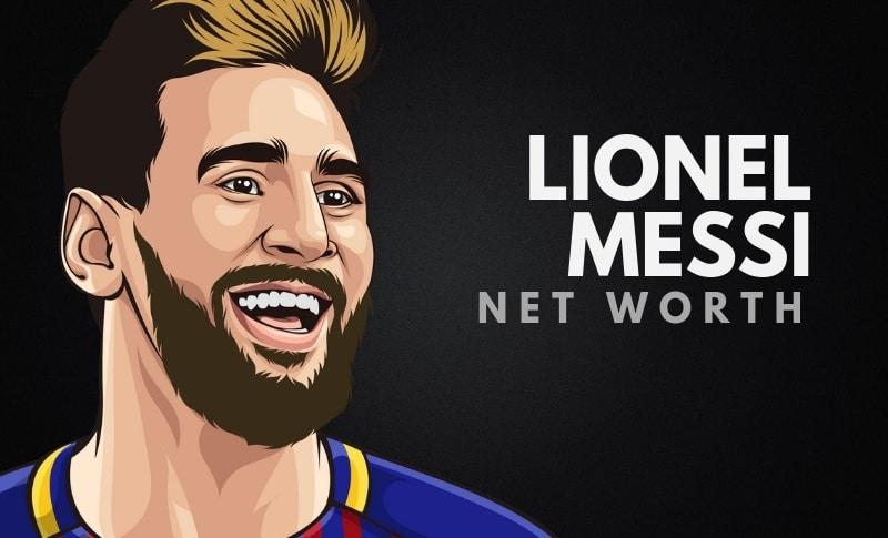 Lionel Messi's Net Worth