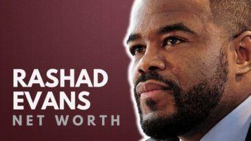 Rashad Evans' Net Worth