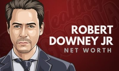 Robert Downey Jr's Net Worth