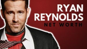 Ryan Reynolds's Net Worth
