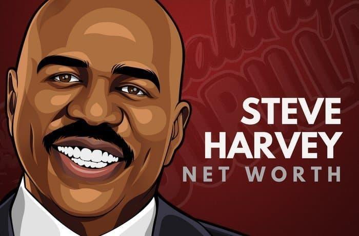 Steve Harvey's Net Worth