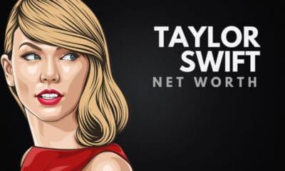 Taylor Swift's Net Worth