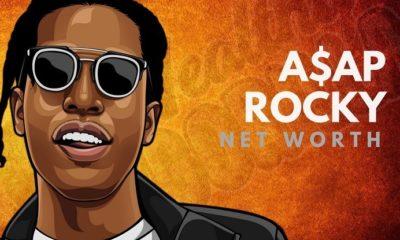 ASAP Rocky's Net Worth