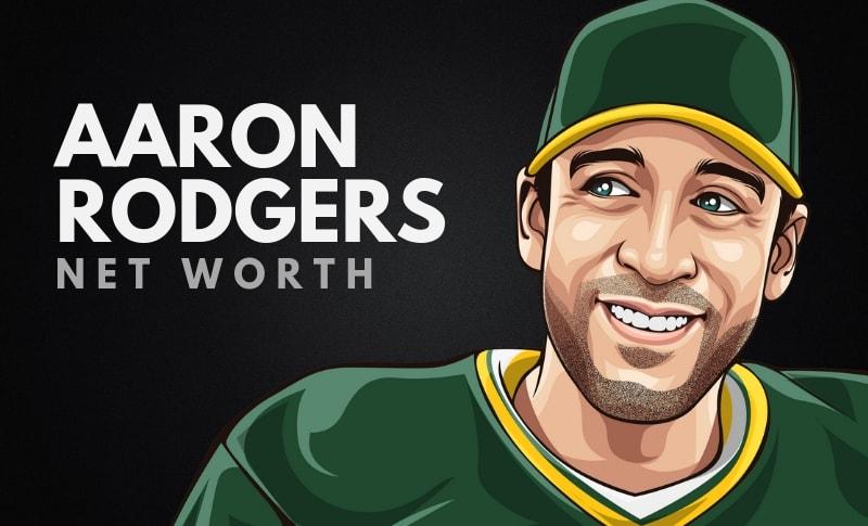 Aaron Rodgers' Net Worth