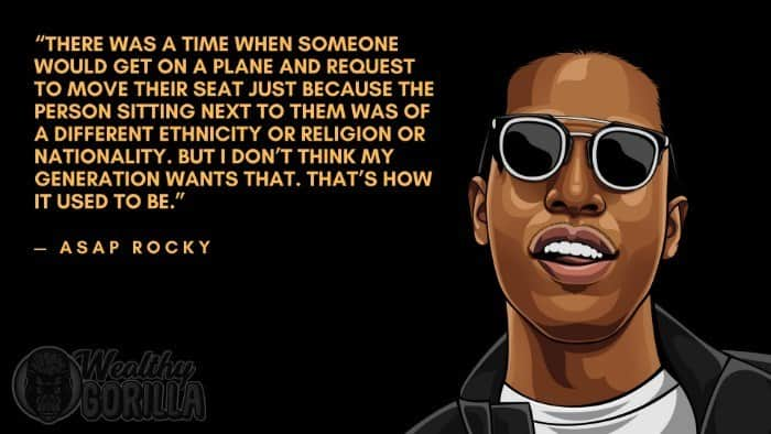 Best ASAP Rocky Quotes 2