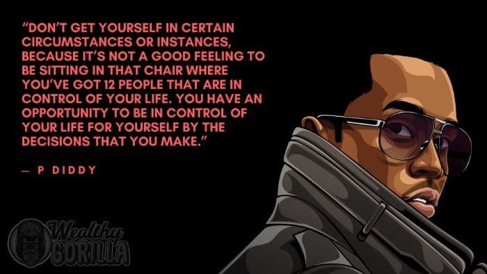 Best P Diddy Quotes 1