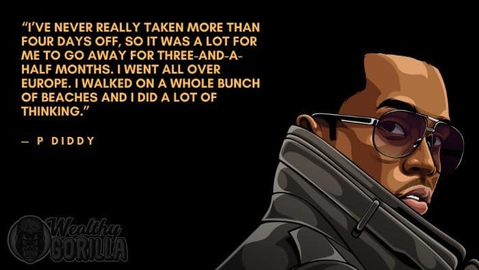 Best P Diddy Quotes 2