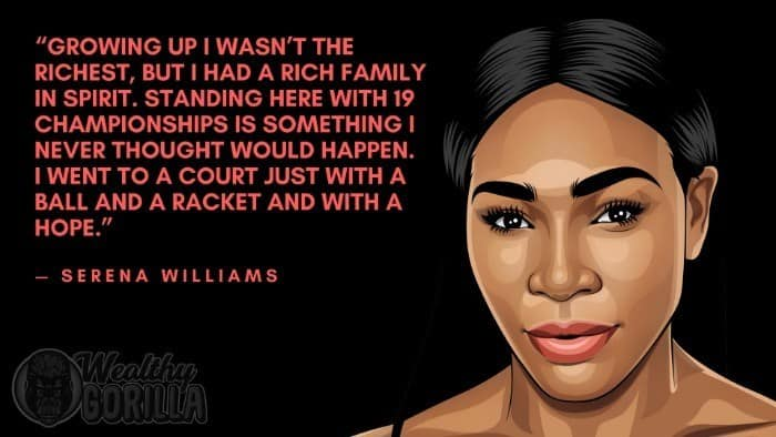 Best Serena Williams Quotes 1
