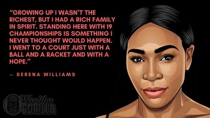 Best Serena Williams Quotes 1