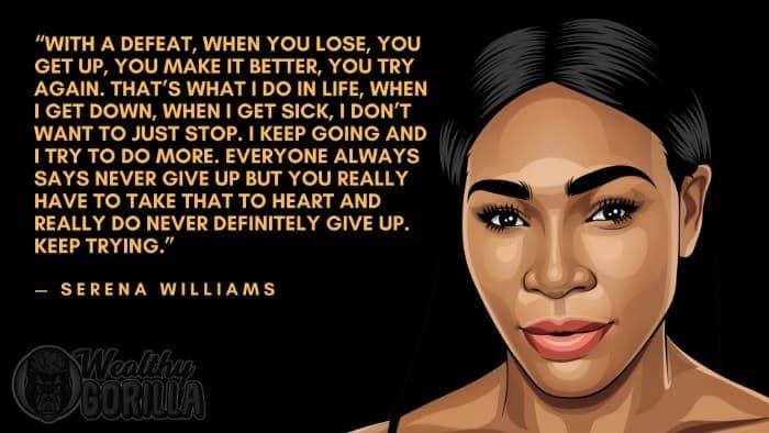 Best Serena Williams Quotes 2