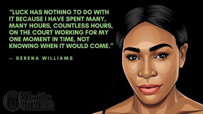 Best Serena Williams Quotes 3