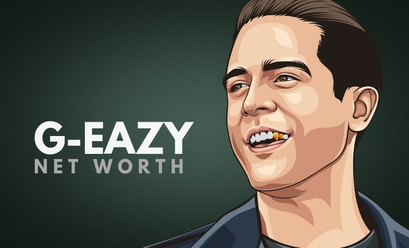 G-Eazy's Net Worth