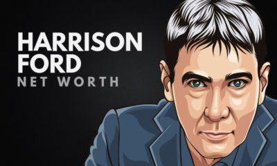 Harrison Ford's Net Worth
