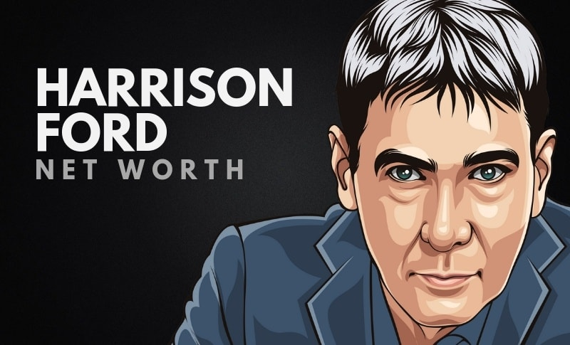 Harrison Ford's Net Worth