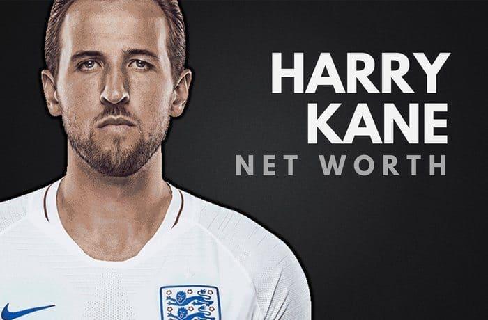 Harry Kane's Net Worth