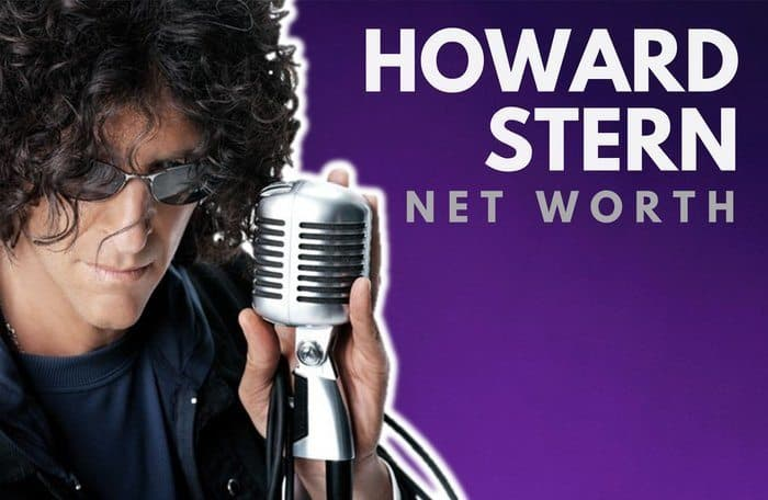 Howard Stern's Net Worth