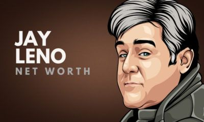 Jay Leno's Net Worth